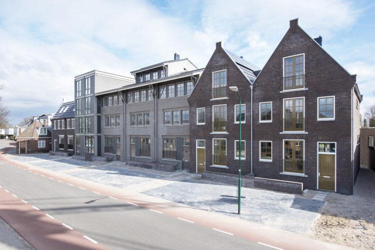 Nieuwbouw 8 Woningen