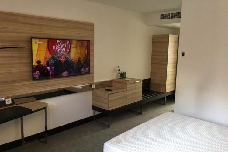 Novotel City Center Renovatie hotelkamers