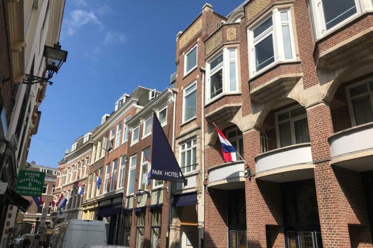 Renovatie en nieuwbouw Parkhotel Den Haag