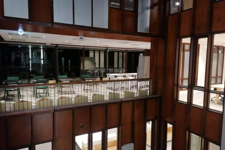 Renovatie Kantoorvleugels Campus Hilversum
